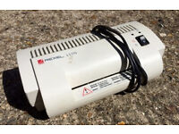 Rexel LS 115 ID Pouch Laminator - Photos, Security I.D Cards, Laminate up to size A7 - Office Home