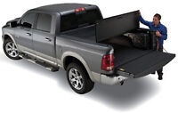 TONNEAU COVERS -- SOFT/HARD; FOLD/ROLL; RETRACTABLE FROM $279.00