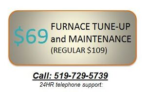 A/C - Furnace SALE - Service & Repair & Tune-up, Custom Ductwork Kitchener / Waterloo Kitchener Area image 2