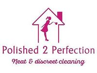 **Friendly, reliable and professional cleaning company**
