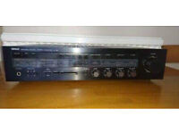 Yamaha R-30 receiver in fully working order. Cosmetically well mai
