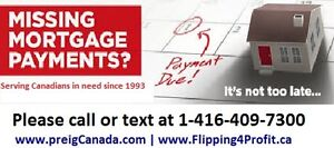 Are You Missing your Mortgage Payments?
