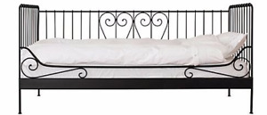 iron daybed  single