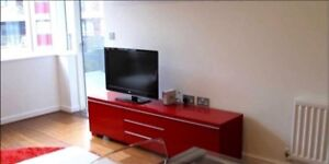 IKEA TV CABINET BESTA BURS TV BENCH RED