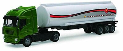 NEWRAY 15623B Truck Iveco Stralis Petroleum Tank Scala 1:43