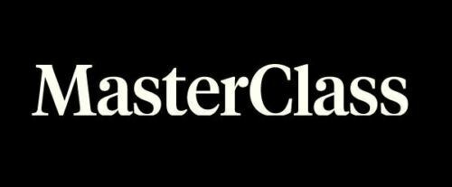 MasterClass Subscription, 1 Year Full Access to All Classes