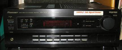 Pioneer Pioneer VSX-D209 5.1 Channel Receiver + Remote-EXCELLENT