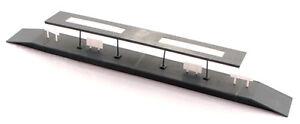 Kestrel Designs - Island Platform With Canopy 'N' Gauge Plastic Model Rail Kit