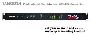 Audio Recording Package (Interfaces & Converters)