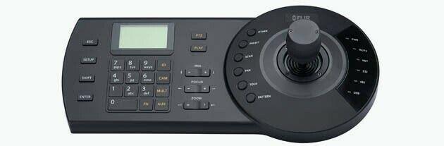 Dahua NKB1000 PTZ Camera Joystick Controller with 3D (Pan Tilt Zoom)