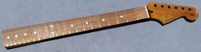 New Fender Roasted Maple 21 Fret Stratocaster Neck