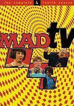 MADTV: COMPLETE FOURTH SEASON (Nicole Sullivan) - DVD - Region 1 Sealed