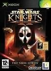 Star Wars Knight of the old republic II The Sith Lords (xbox