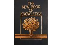 The new book of knowledge childrens encyclopedia