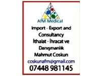 Import and export consultancy