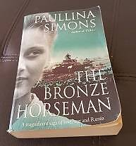 The Bronze Horseman by Paullina Simons Prospect Prospect Area Preview