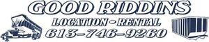 Dumpster Rental (Junk Removal) Roll-Off - GOOD RIDDINS INC. Gatineau Ottawa / Gatineau Area image 4