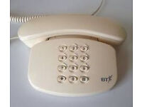 Original BT phone,immaculate,works perfect only at £10,costs £49,not to be missed, first to see buys