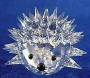 Swarovski Crystal Animals Hedgehog