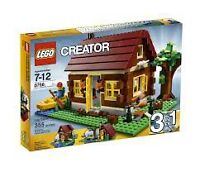 Lego 5766 with box