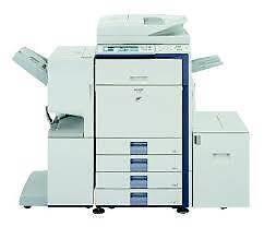 MX3501n Sharp multifunction printer/copier Port Melbourne Port Phillip Preview