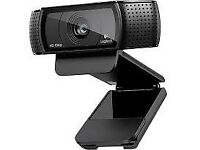 brand new c920 logitech webcam