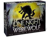 One Night Ultimate Werewolf card game (Brand new sealed)