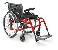 Helio Wheelchair