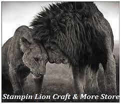 Stamping Lion