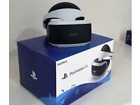 Playstation VR Headset (Sony) - BRAND NEW & BOXED