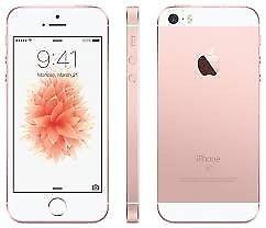 IPhone SE Rose Gold 16GB Unlocked