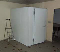 CHAMBRE FROIDE- COLD ROOM  - refrigeration