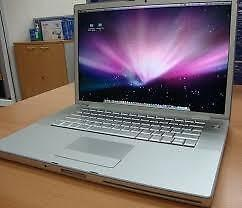 """Apple MacBook Pro 15"""" Intel Core 2 Dou 4gig Ram 100gb HDD 256mb Graphics Webcam WiFi Good Battery $300 Only"""