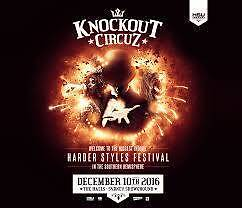 Knockout Circus x 1 hard copy ticket unactivated Bruce Belconnen Area Preview