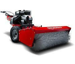 "****new  2017 Gravely QXT 44"" sweeper ****"