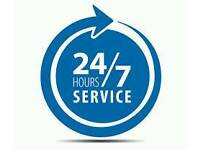 24HR cleaning, day and night - emergency and windows on a short notice domestic office private