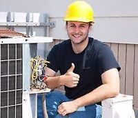 Air Conditioner & Furnace - Affordable installations