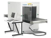For Hire - £995 per month - Rapiscan X Ray Machines - 10 units available