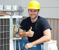Installed High Efficient Furnace and Air Conditioner