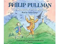 Philip Pullman 'The Scarecrow & His Servant' CD Audio Book