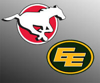 Labour Day Classic Tickets - Stampeders vs Eskimos - Sept. 7