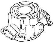 CR85 Cylinder