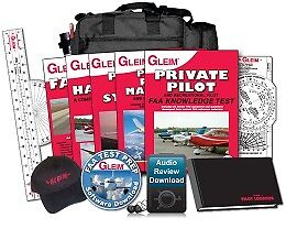 Current Gleim Private Pilot Kit with software download