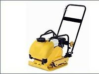 For Rent - Tamper - Plate Tamper - Compactor & MINI BACKHOE