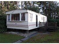 Static caravan derbyshire