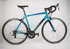 Road bike - Genesis Delta 20 (Blue, 2017 model)