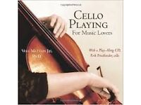 Various Music Books (mainly for Cello)