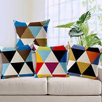 designer cushion covers various designs silk cotton 3d cover beautiful designs etc £8 a pair