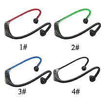 neckband gym headphones bluetooth wireless connection