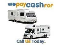 ⛴ Caravan or motorhome ⛺ camper any age any model damp van welcome